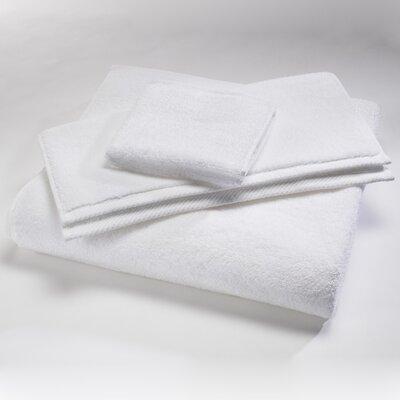 "Luxury 100% Cotton Bath Towel Size: Body Sheet Towel: 34"" x 70"", Color: White"