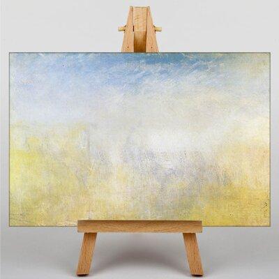 Big Box Art Venice with Salute by Joseph Mallord William Turner Art Print on Canvas