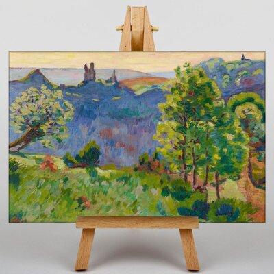 Big Box Art Landscape No.2 by Armand Guillaumin Art Print on Canvas