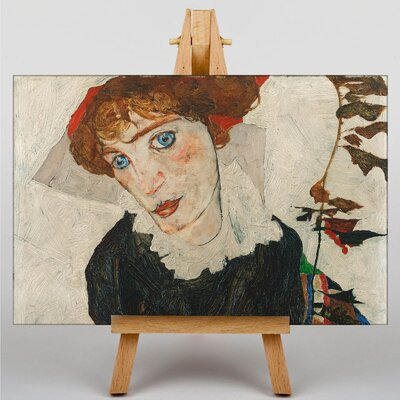 Big Box Art Wally Neuzil by Egon Schiele Art Print on Canvas