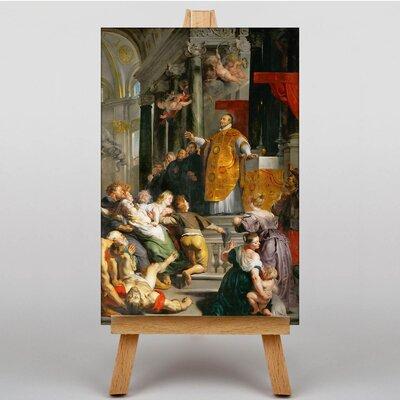 Big Box Art Miracles by Peter Paul Rubens Art Print on Canvas