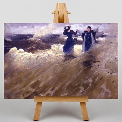 Big Box Art What Freedom by Ilya Repin Art Print on Canvas