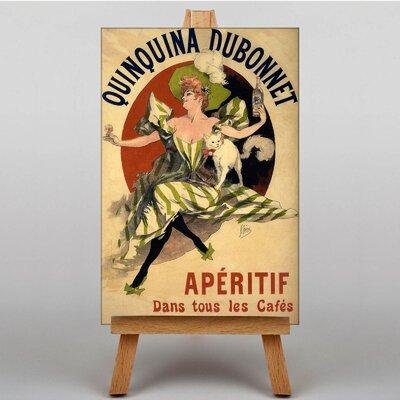 Big Box Art Artwork by Jules Cheret Vintage Advertisement on Canvas