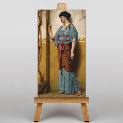 Big Box Art Godward The Trysting Place by John William Art Print on Canvas