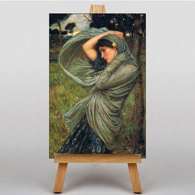 Big Box Art Boreas by John William Art Print on Canvas