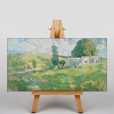Big Box Art Twachtman Summer by John Henry Art Print on Canvas