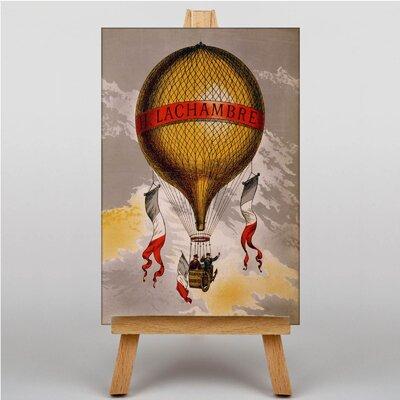 Big Box Art Lachambre Balloon Graphic Art on Canvas