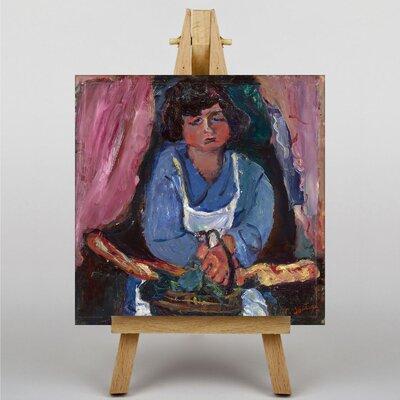 Big Box Art The Shopper Returns by Chaim Soutine Art Print on Canvas