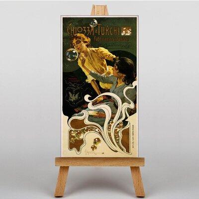 Big Box Art Chiozza Vintage Advertisement on Canvas