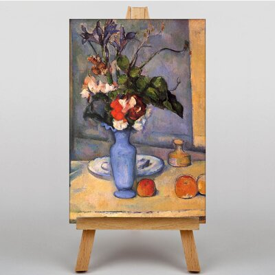 Big Box Art Still Life by Paul Cezanne Art Print on Canvas