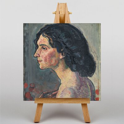 Big Box Art Giulia Leonardi by Ferdinand Hodler Art Print on Canvas
