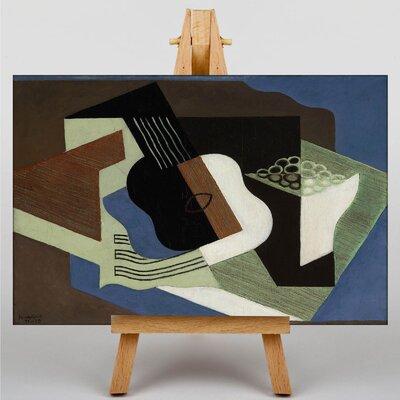 Big Box Art Guitar No.2 by Juan Gris Art Print on Canvas