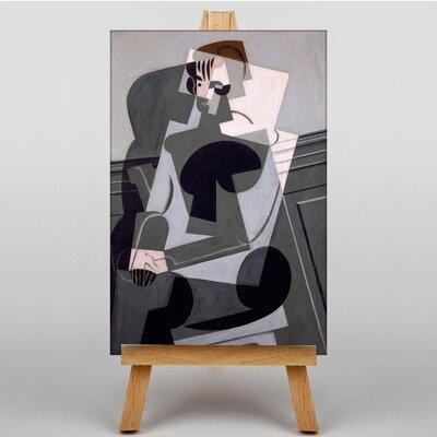 Big Box Art Josette Gris by Juan Gris Art Print on Canvas