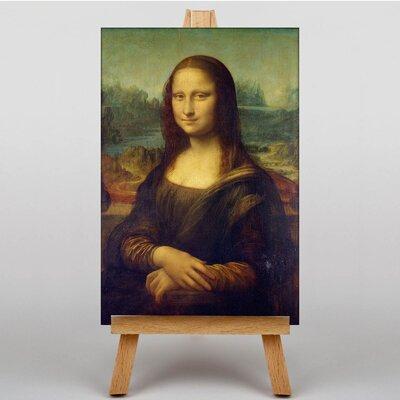 Big Box Art The Mona Lisa by Leonardo Da Vinci Art Print on Canvas