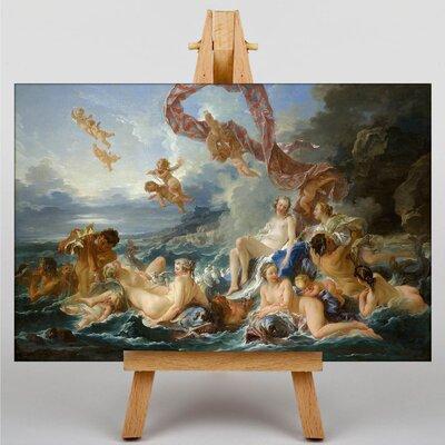 Big Box Art Triumph of Venus by Francois Boucher Art Print on Canvas