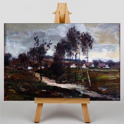 Big Box Art Otakar Lebeda Landscape Art Print on Canvas