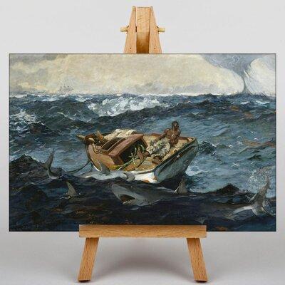 Big Box Art The Gulf Stream by Winslow Homer Art Print on Canvas
