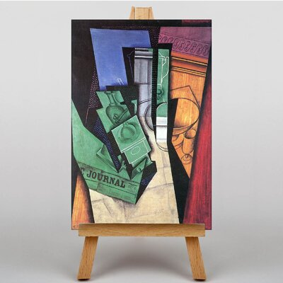 Big Box Art Still Life by Juan Gris Art Print on Canvas