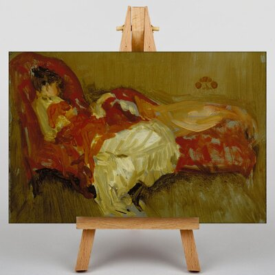 Big Box Art Terra by James McNeill Whistler Art Print on Canvas