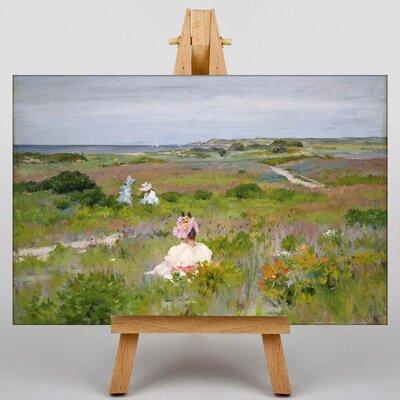 Big Box Art Long Island Shinnecock by William Merritt Chase Art Print on Canvas