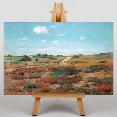 Big Box Art Shinnecock Hills by William Merritt Chase Art Print on Canvas
