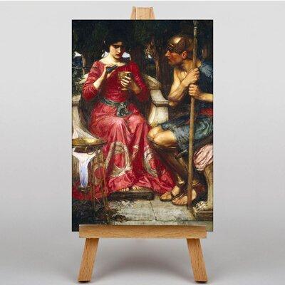 Big Box Art Jason and Medea by John William Art Print on Canvas