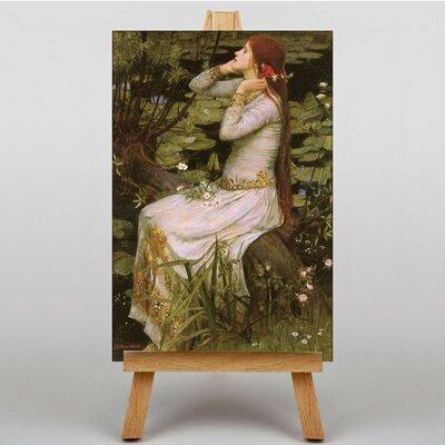Big Box Art Ophelia by John William Art Print on Canvas