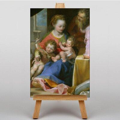 Big Box Art The Madonna by Federico Barocci Art Print on Canvas