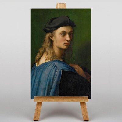 Big Box Art Altoviti by Raphael Art Print on Canvas