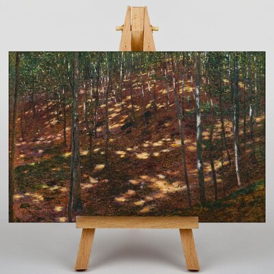 Big Box Art The Trees by Antonin Slavicek Art Print on Canvas