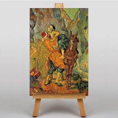 Big Box Art The Good Samaritan by Vincent Van Gogh Art Print on Canvas