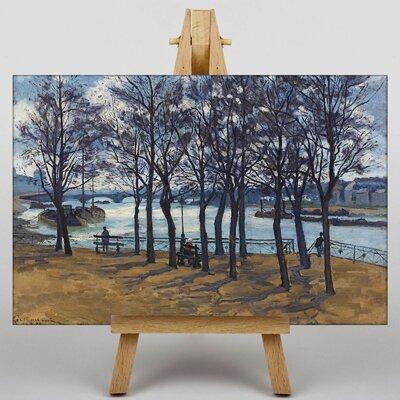 Big Box Art Landscape No.3 by Armand Guillaumin Art Print on Canvas