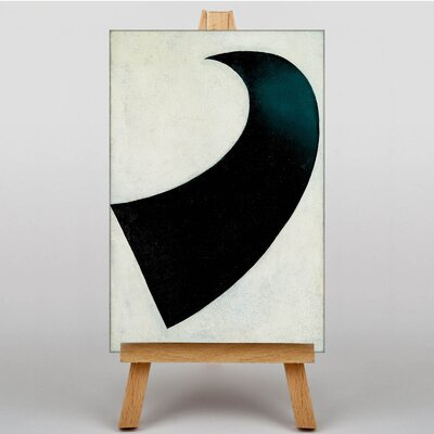 Big Box Art Abstract by Kazimir Malevich Art Print on Canvas