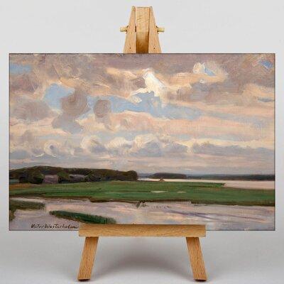 Big Box Art Landscape No.3 by Victor Westerholm Art Print on Canvas
