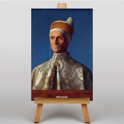 Big Box Art Doge Leonardo Loredan by Giovanni Bellini Art Print on Canvas