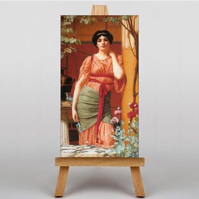 Big Box Art Godward Nerissa by John William Art Print on Canvas