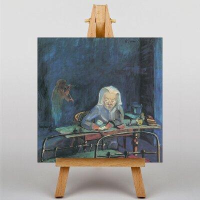 Big Box Art Sonia No.2 by Walter Gramatte Art Print on Canvas