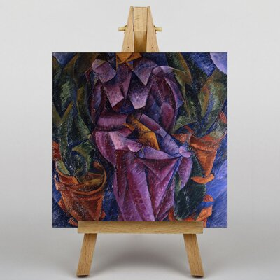 Big Box Art My Heart to your Heart by Umberto Boccioni Art Print on Canvas