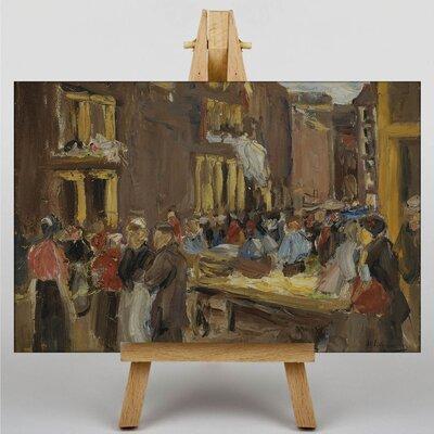Big Box Art Max Lierbmann Amsterdam by Max Liebermann Art Print on Canvas