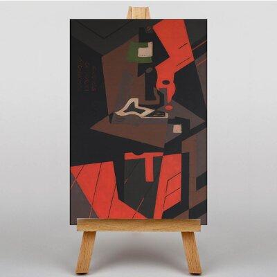 Big Box Art Abstract by Maria Blanchard Art Print on Canvas