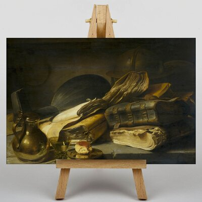 Big Box Art Still Life by Rembrandt Art Print on Canvas
