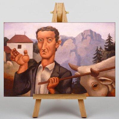 Big Box Art The Bouvier by Roger de la Fresnaye Art Print on Canvas