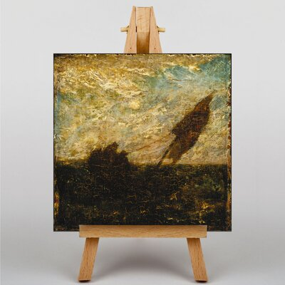 Big Box Art The Waste of waters by Albert Pinkham Ryder Art Print on Canvas