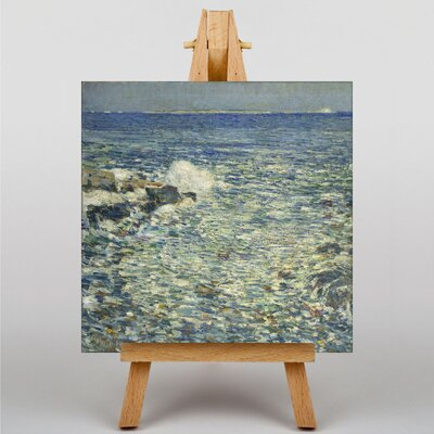 Big Box Art Surf, Isles of Shoals by Childe Hassam Art Print on Canvas