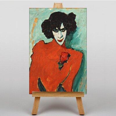 Big Box Art Diana by Alexi Von Jawlensky Art Print on Canvas