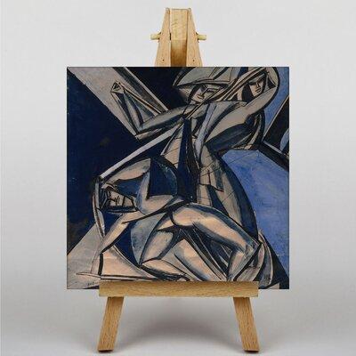 Big Box Art New Rhythms by Henry Gaudier-Brzeska Art Print on Canvas