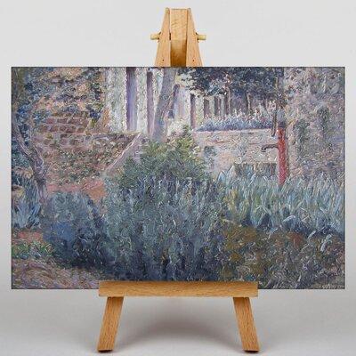 Big Box Art Garden No.1 by Henri Le Sidaner Art Print on Canvas