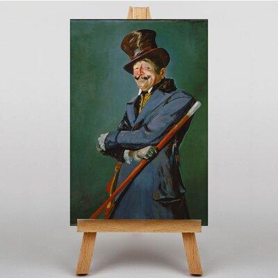 Big Box Art Skinner as Col. Bridau by George Luks Art Print on Canvas