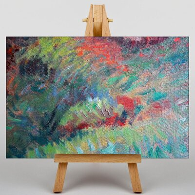 Big Box Art The River of the Aven No.2 by Henri Delavallee Art Print on Canvas