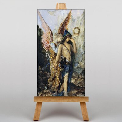 Big Box Art The Voice by Gustave Moreau Art Print on Canvas